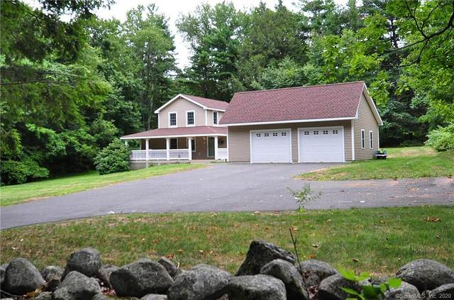 39 Rengerman Hill Road, Hartland, CT 06027 (MLS #170328676) :: The Higgins Group - The CT Home Finder