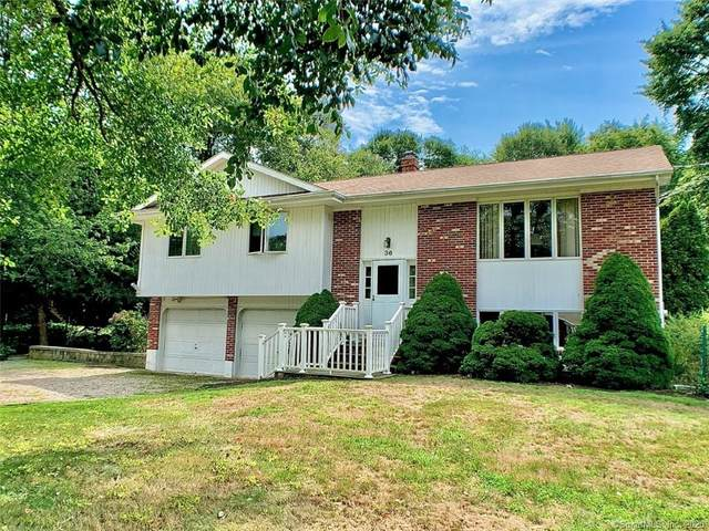 36 Goshen Road, Waterford, CT 06385 (MLS #170328732) :: Sunset Creek Realty
