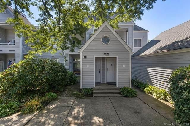 267 Melba Street B15, Milford, CT 06460 (MLS #170328800) :: Frank Schiavone with William Raveis Real Estate
