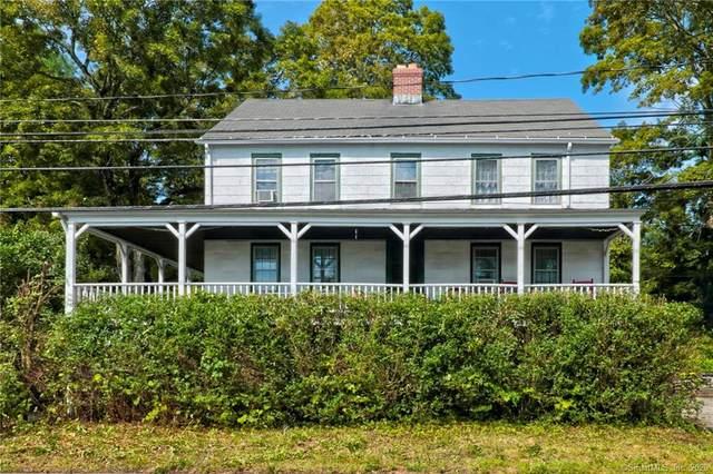 443 Amity Road, Bethany, CT 06524 (MLS #170328884) :: Mark Boyland Real Estate Team