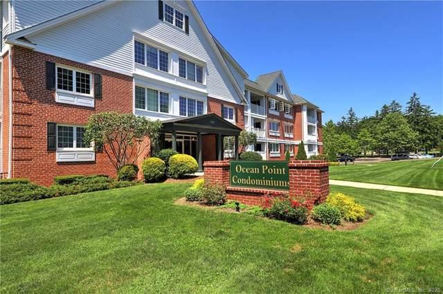 180 Melba Street #307, Milford, CT 06460 (MLS #170328990) :: Frank Schiavone with William Raveis Real Estate
