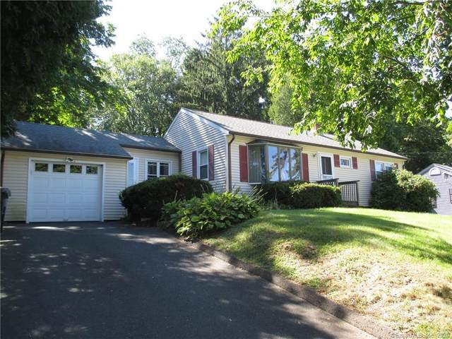 67 Topstone Drive, Danbury, CT 06810 (MLS #170329266) :: The Higgins Group - The CT Home Finder