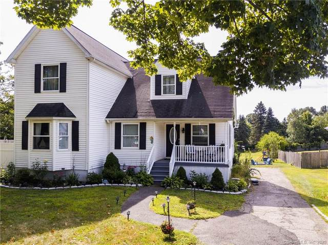 30 Spindle Hill Road, Wolcott, CT 06716 (MLS #170329270) :: GEN Next Real Estate