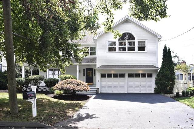 1415 Mill Hill Terrace, Fairfield, CT 06890 (MLS #170329535) :: The Higgins Group - The CT Home Finder