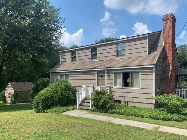 12 Fieldstone Drive, Newtown, CT 06470 (MLS #170329540) :: Around Town Real Estate Team