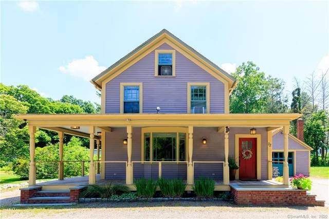 12 Putnam Road, Pomfret, CT 06259 (MLS #170329609) :: The Higgins Group - The CT Home Finder