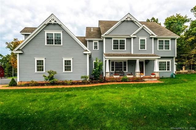 86 Brandy Street, Bolton, CT 06043 (MLS #170329640) :: Around Town Real Estate Team