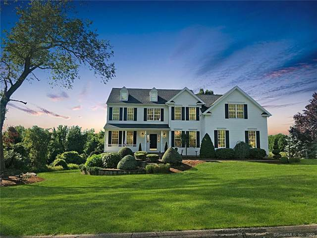 4 Oak Hill Farms Road, Ellington, CT 06029 (MLS #170329783) :: NRG Real Estate Services, Inc.