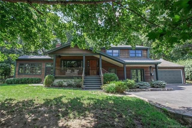 30 Cross Highway, Redding, CT 06896 (MLS #170329801) :: The Higgins Group - The CT Home Finder