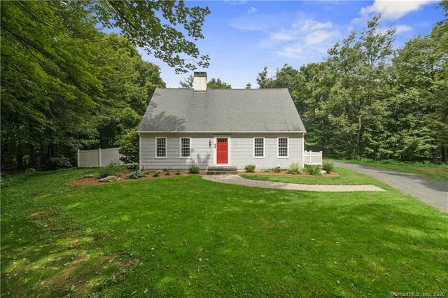 55 Case Street, Granby, CT 06090 (MLS #170329824) :: The Higgins Group - The CT Home Finder