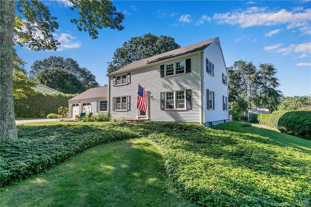 5 Monticello Drive, East Lyme, CT 06333 (MLS #170329831) :: Anytime Realty