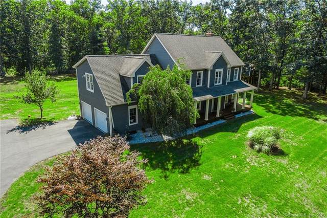 29 Griswold Lane, Hebron, CT 06231 (MLS #170329945) :: Anytime Realty