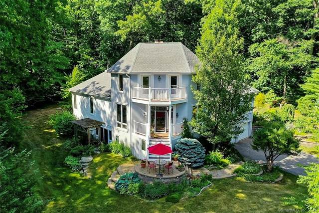 715 Goodale Hill Road, Glastonbury, CT 06033 (MLS #170330010) :: Michael & Associates Premium Properties | MAPP TEAM