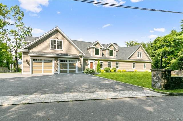 1 Bronson Road, Danbury, CT 06811 (MLS #170330057) :: The Higgins Group - The CT Home Finder