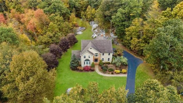 35 Arrowhead Drive, Monroe, CT 06468 (MLS #170330067) :: Frank Schiavone with William Raveis Real Estate