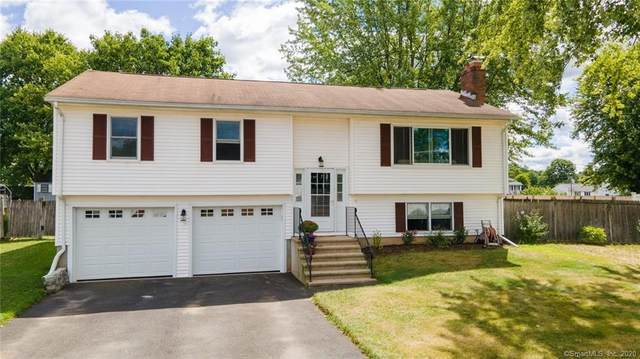 48 Kimberly Drive, Enfield, CT 06082 (MLS #170330072) :: Spectrum Real Estate Consultants