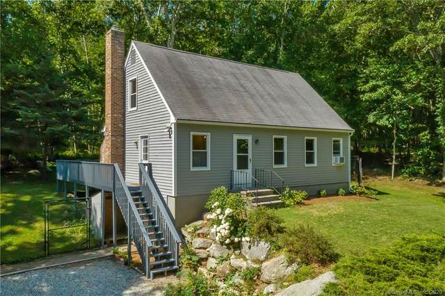 23-1 Flat Rock Hill Road, Old Lyme, CT 06371 (MLS #170330134) :: Sunset Creek Realty