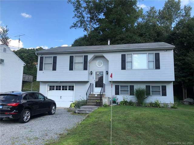 107 Westport Drive, Waterbury, CT 06706 (MLS #170330142) :: The Higgins Group - The CT Home Finder