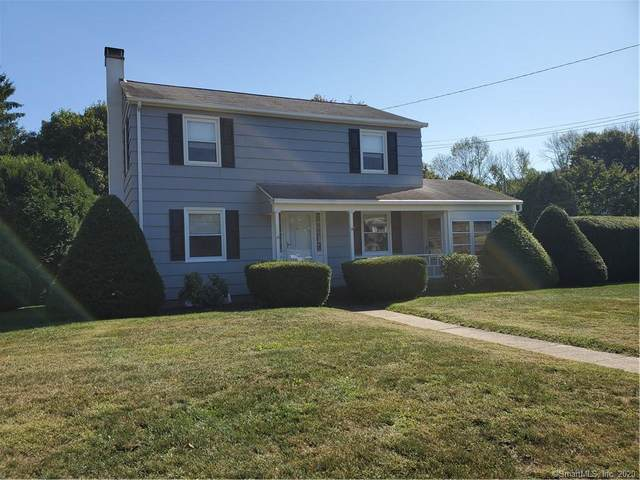 11 Senkow Drive, Waterford, CT 06375 (MLS #170330151) :: The Higgins Group - The CT Home Finder