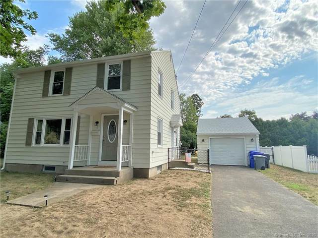 5 Allen Street, Enfield, CT 06082 (MLS #170330164) :: The Higgins Group - The CT Home Finder
