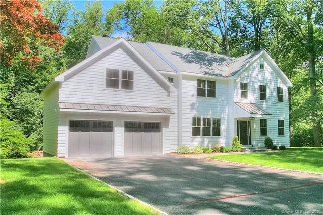 19 Oak Street, Westport, CT 06880 (MLS #170330190) :: The Higgins Group - The CT Home Finder