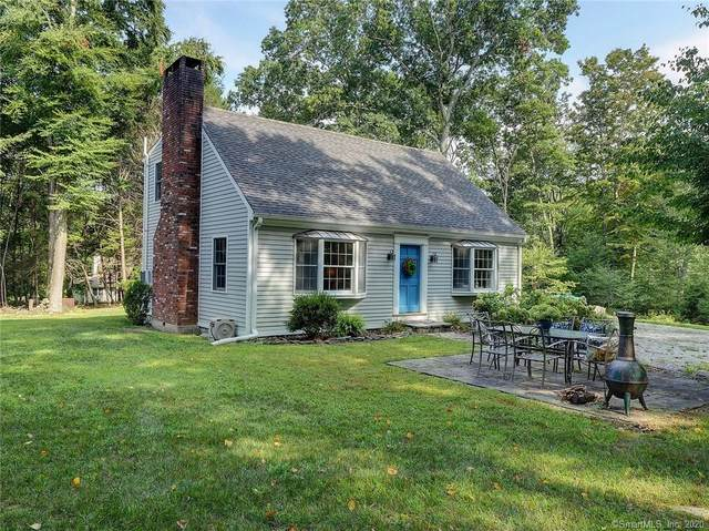 39 Baker Road, Chester, CT 06412 (MLS #170330329) :: GEN Next Real Estate