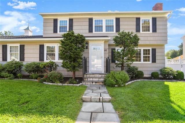 97 Hunter Road, Fairfield, CT 06824 (MLS #170330352) :: Sunset Creek Realty