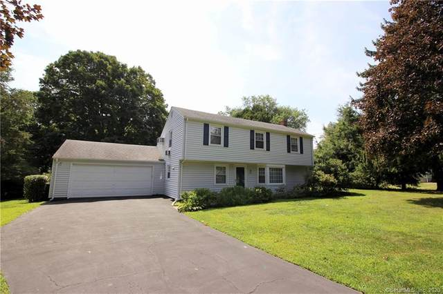 63 Old Tannery Road, Monroe, CT 06468 (MLS #170330356) :: Sunset Creek Realty