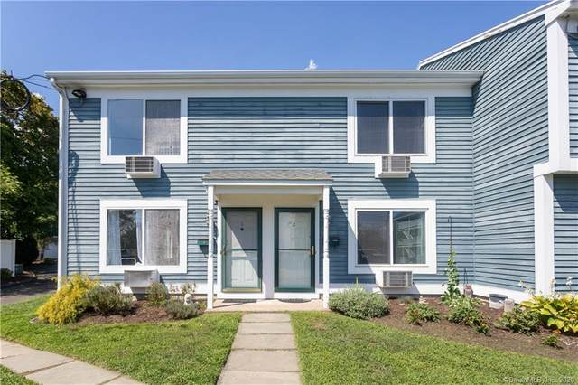 31 Betts Place #2, Norwalk, CT 06855 (MLS #170330365) :: Sunset Creek Realty