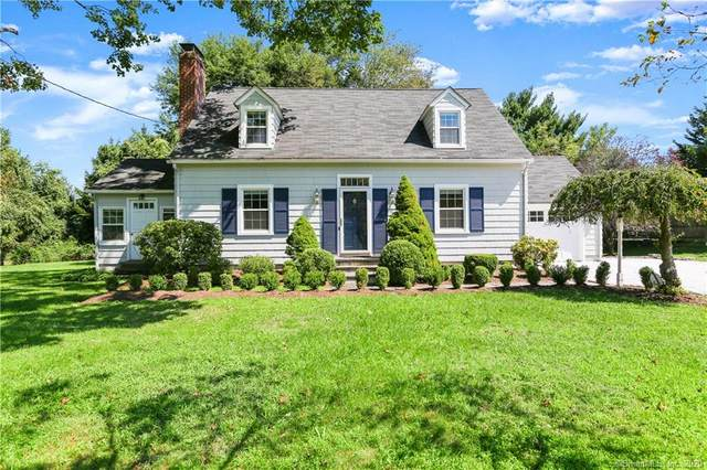 51 Greens Farms Road, Westport, CT 06880 (MLS #170330399) :: The Higgins Group - The CT Home Finder