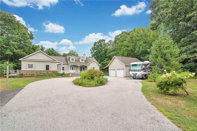 310 S Eagleville Road, Mansfield, CT 06268 (MLS #170330489) :: The Higgins Group - The CT Home Finder