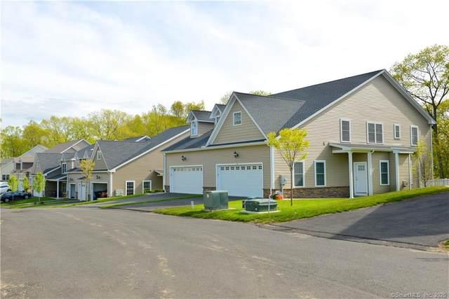 49 Brookview Circle #64, Bristol, CT 06010 (MLS #170330509) :: Spectrum Real Estate Consultants