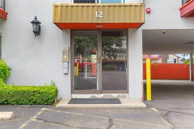12 Tuttle Street 2B, Stamford, CT 06902 (MLS #170330579) :: Team Feola & Lanzante | Keller Williams Trumbull