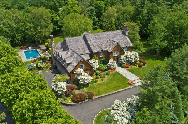 270 Taconic Road, Greenwich, CT 06831 (MLS #170330592) :: The Higgins Group - The CT Home Finder