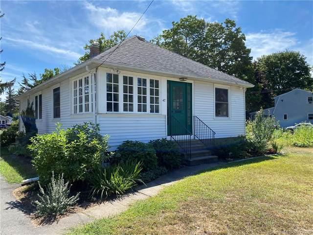 47 Douglas Road, Bristol, CT 06010 (MLS #170330631) :: Spectrum Real Estate Consultants