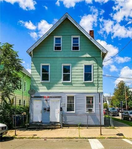 116 Poplar Street, New Haven, CT 06513 (MLS #170330695) :: Sunset Creek Realty