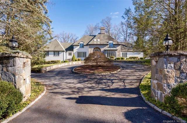 3 Gaston Farm Road, Greenwich, CT 06831 (MLS #170330698) :: The Higgins Group - The CT Home Finder