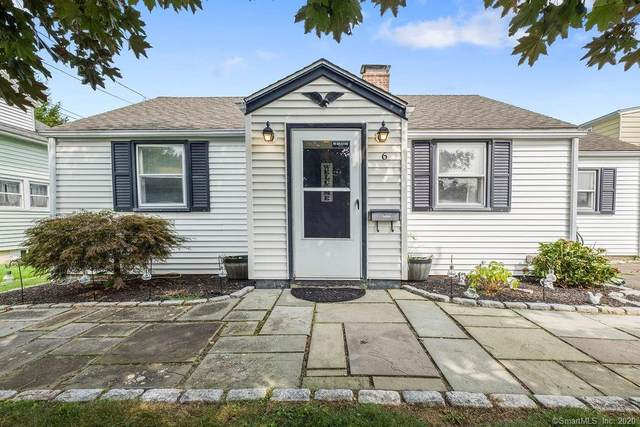 6 Harris Street, Norwalk, CT 06850 (MLS #170330702) :: GEN Next Real Estate