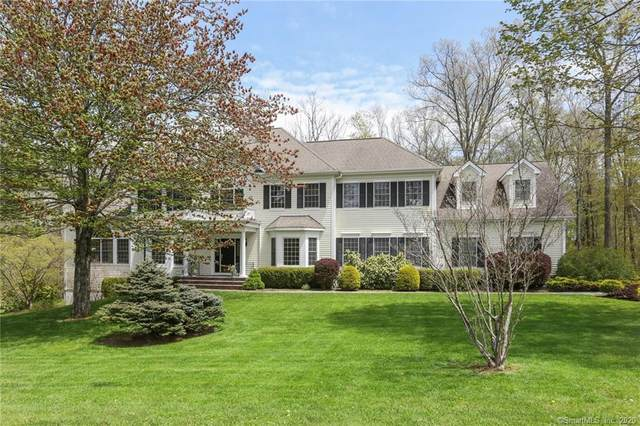 15 Encampment Place, Ridgefield, CT 06877 (MLS #170330720) :: Sunset Creek Realty