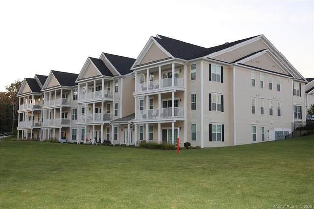 415 Center Meadow Lane #415, Danbury, CT 06810 (MLS #170330737) :: The Higgins Group - The CT Home Finder
