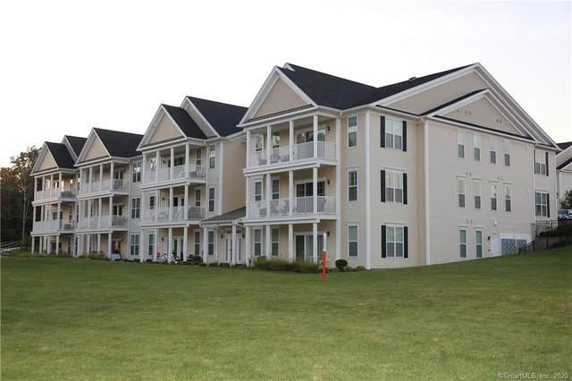 415 Center Meadow Lane #415, Danbury, CT 06810 (MLS #170330737) :: Around Town Real Estate Team
