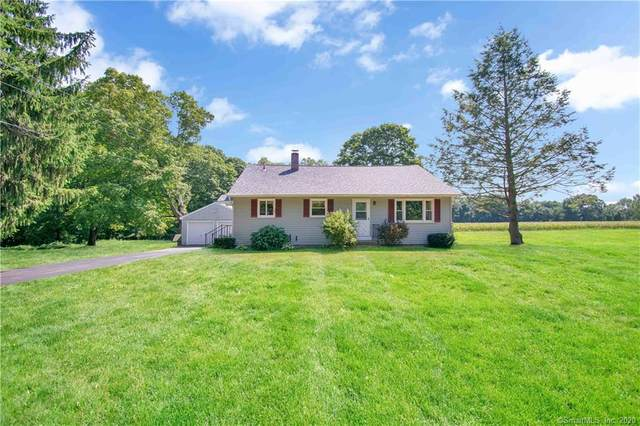 5 Abington Road, Eastford, CT 06242 (MLS #170330809) :: Spectrum Real Estate Consultants