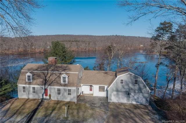 111 Cove Road, Lyme, CT 06371 (MLS #170330831) :: The Higgins Group - The CT Home Finder