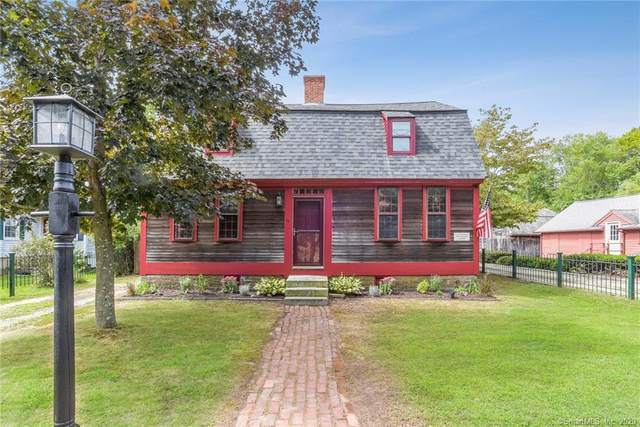 35 Main St (Old Mystic), Stonington, CT 06378 (MLS #170330877) :: Team Phoenix