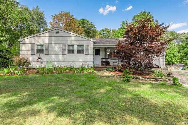 1424 Exeter Road, Lebanon, CT 06249 (MLS #170330945) :: GEN Next Real Estate