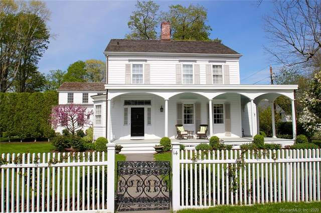 14 Willow Street, Fairfield, CT 06890 (MLS #170330973) :: The Higgins Group - The CT Home Finder
