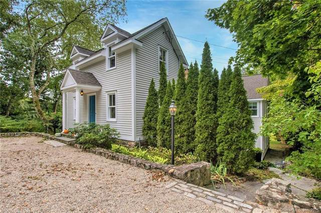 202 Weed Street, New Canaan, CT 06840 (MLS #170331071) :: Frank Schiavone with William Raveis Real Estate