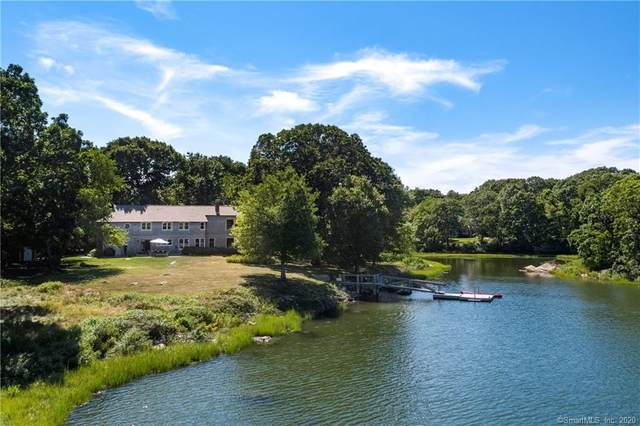 69 Wamphassuc Road, Stonington, CT 06378 (MLS #170331261) :: Frank Schiavone with William Raveis Real Estate