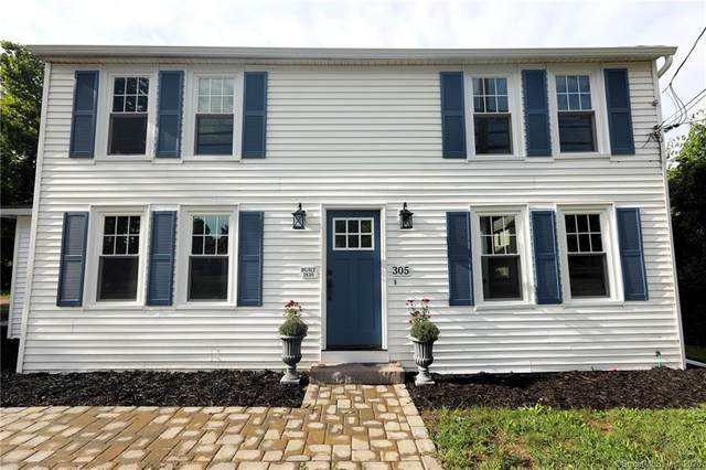 305 Rainbow Road, Windsor, CT 06095 (MLS #170331277) :: Team Feola & Lanzante | Keller Williams Trumbull