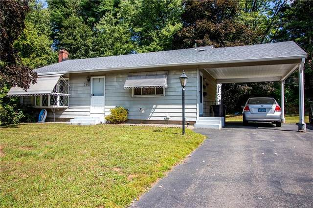 392 Taylor Road, Enfield, CT 06082 (MLS #170331415) :: The Higgins Group - The CT Home Finder